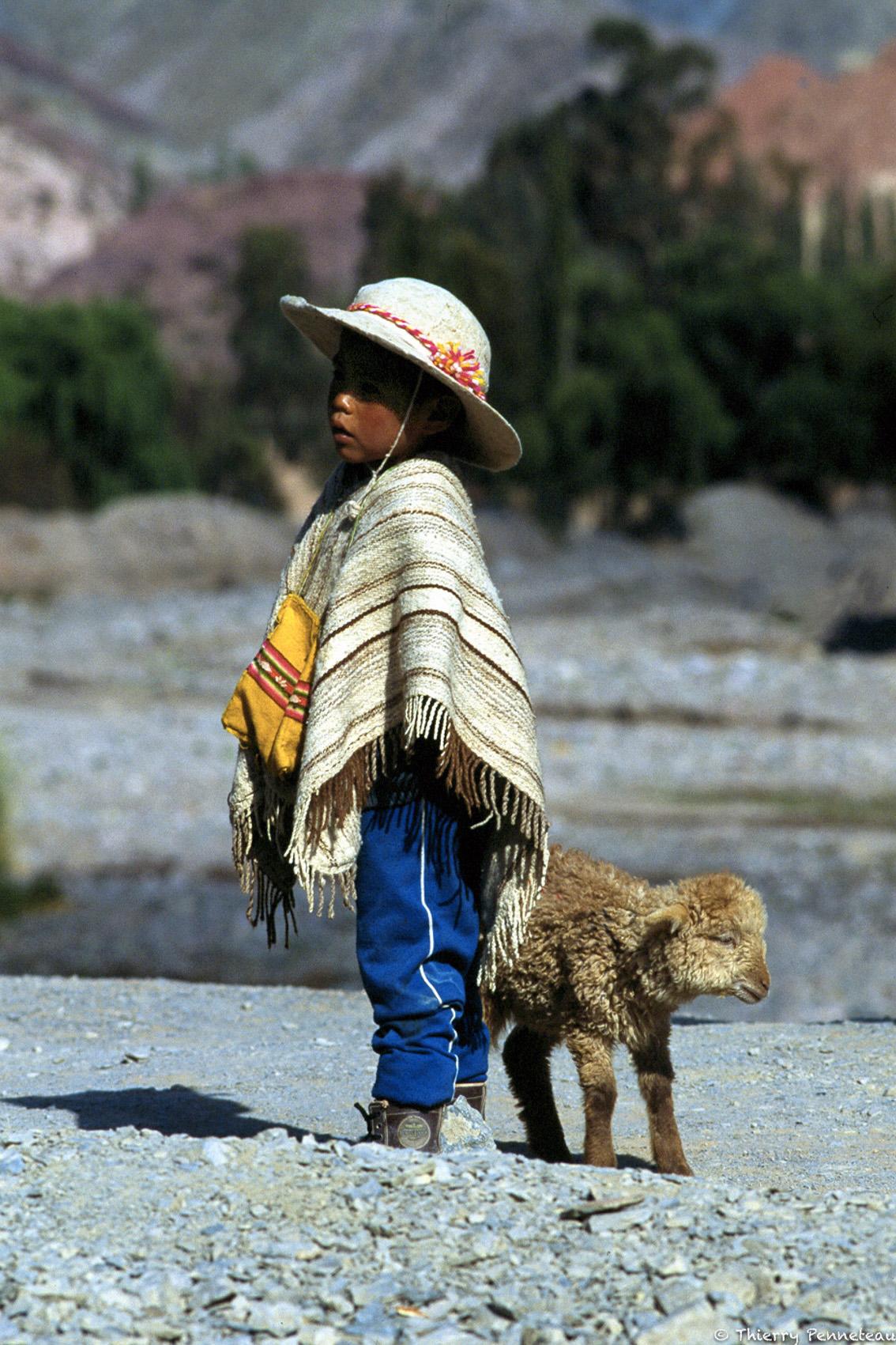 Enfant Argentine