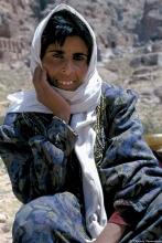 Pétra portrait nomade