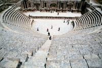 Jerash le théâtre