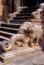 Escalier Tanjavur