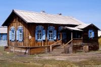 Maison sibérienne