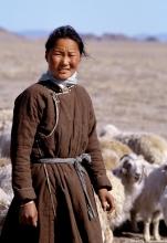 Mongolie-bergere