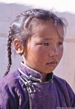 Mongolie-enfant