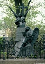 Tombe de Tchaikovski