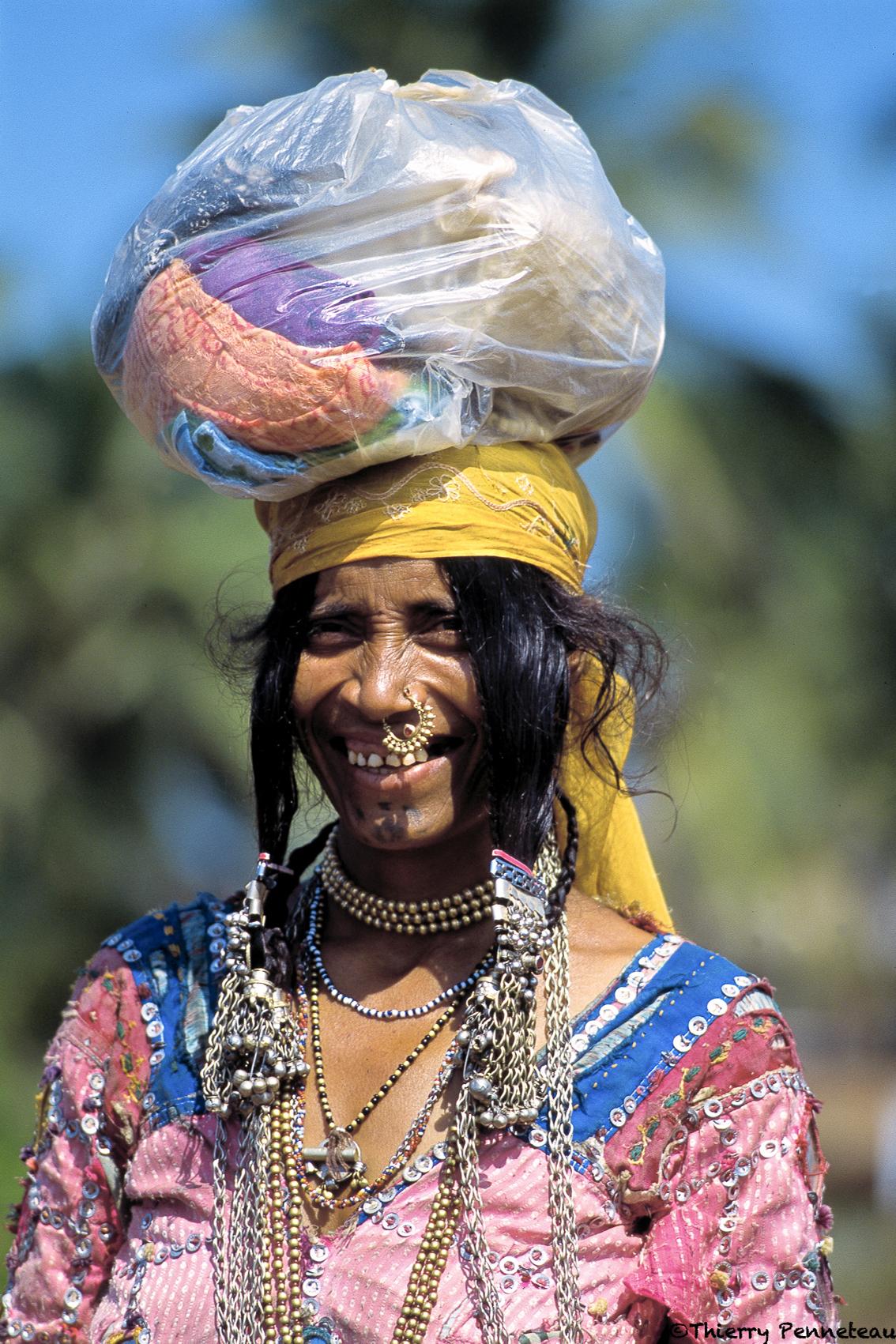 Femme-Inde-Sud