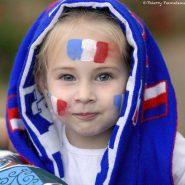 """"""" Portraits d'enfants """" à l'Alliance Française de Jersey"""
